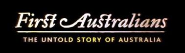 First Australians - designer/author